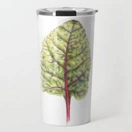 Swiss Chard Travel Mug