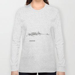 Star Wars Vehicle Speeder Bike Long Sleeve T-shirt