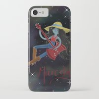marceline iPhone & iPod Cases featuring Marceline  by Bunny Frost