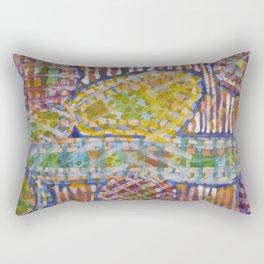 Cacti-like Rectangular Pillow