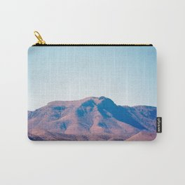 crooked smile Carry-All Pouch