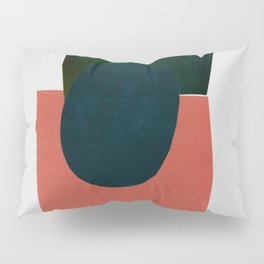 minimalist collage 05 Pillow Sham