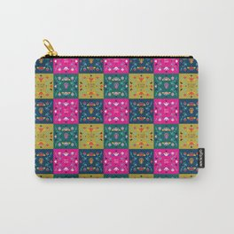 Feminist Quilt Carry-All Pouch