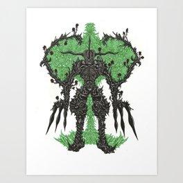 Vanithrall Art Print