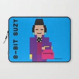 8 Bit Suzy Laptop Sleeve