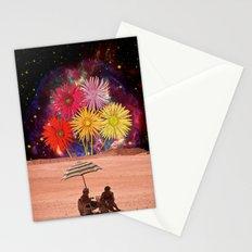 Flower sunrise Stationery Cards