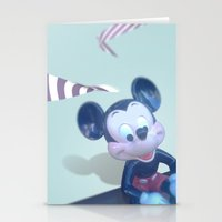 mickey Stationery Cards featuring Mickey? by smooz