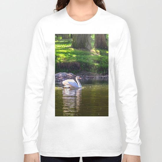 In the old park Long Sleeve T-shirt