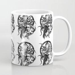 H P Lovecraft fanart Coffee Mug