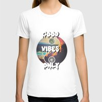 good vibes only T-shirts featuring Good Vibes Only by Lucid Daydreamers