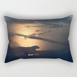 Liquid Starlight Rectangular Pillow