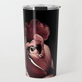 Rose bouton qui s'ouvre colors fashion Jacob's Paris Travel Mug