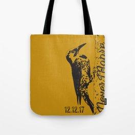 Yellowhammer NoMoore (Gold variation) Tote Bag
