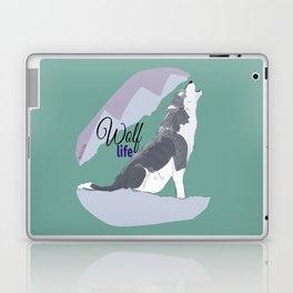 Wolf Life feat. Gi-Art Laptop & iPad Skin