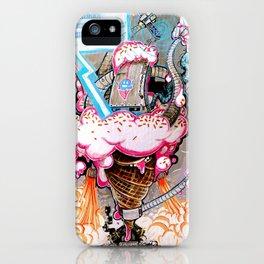 """""""Eiscreme 2099"""" iPhone Case"""