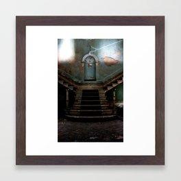 The Beauty of Abandon Framed Art Print