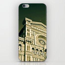 Il Duomo di Firenze I iPhone Skin