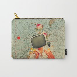 Antarctic Broadcast Carry-All Pouch