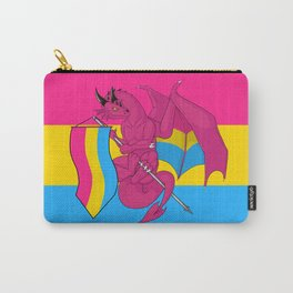 Pride Dragons - Pansexual Flag Carry-All Pouch
