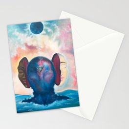 A Soul is Born Stationery Cards