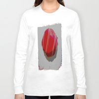 donut Long Sleeve T-shirts featuring donut by gasponce