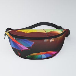 The Rainbow Party Lights Fanny Pack