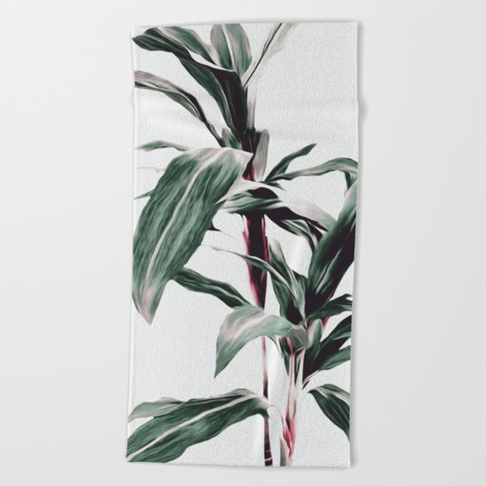 PLANT Beach Towel