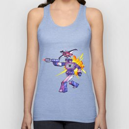 Soundwave Unisex Tank Top