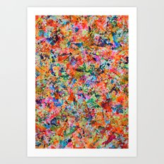 if they fly Art Print