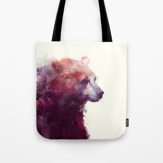 Bear // Calm Tote Bag