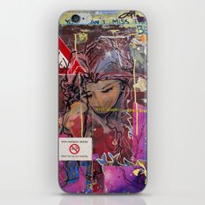 You Can't Miss the Bear iPhone & iPod Skin