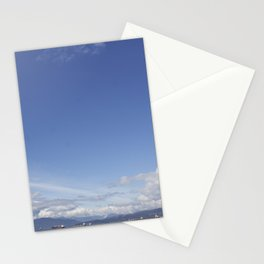 Crazy clouds Stationery Cards