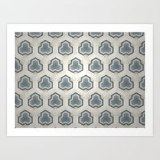 Kaleidoscope 003 Art Print
