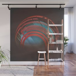 the faulty fade Wall Mural