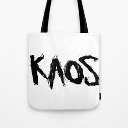 KAOS. Tote Bag