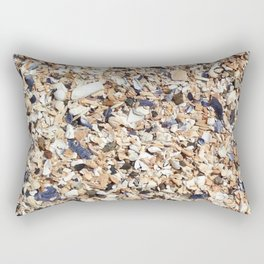 Collective Fragments Rectangular Pillow