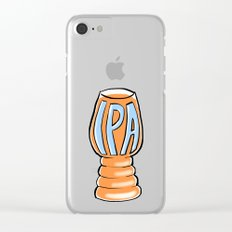 IPA Clear iPhone Case