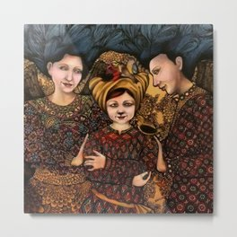 ancestral angels Metal Print