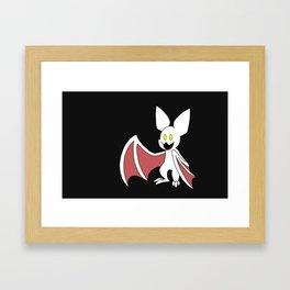 i88 Bat Framed Art Print