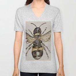 The Elizabethan Bee Unisex V-Neck