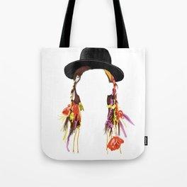 Boy George Print Tote Bag