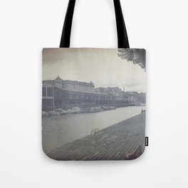 Will they remember us? Tote Bag