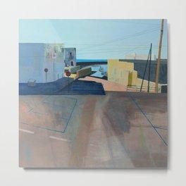Nisja, urban landscape 118 Metal Print