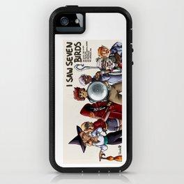 Seven Birds Part 2 iPhone Case