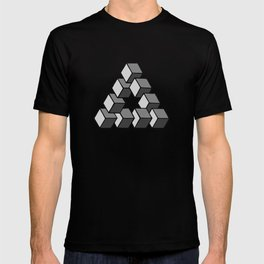 Impossible Cubes T-shirt