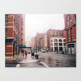 Delirious Tribeca Canvas Print