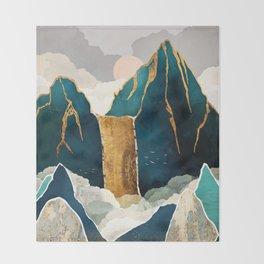Golden Waterfall Decke
