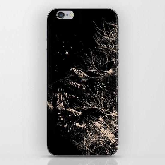 Fly High iPhone & iPod Skin