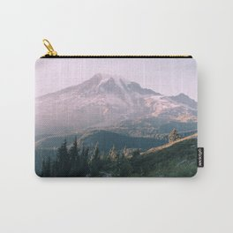 Mt. Rainier National Park Carry-All Pouch