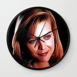 Michelle Pfeiffer - Celebrity Art Wall Clock